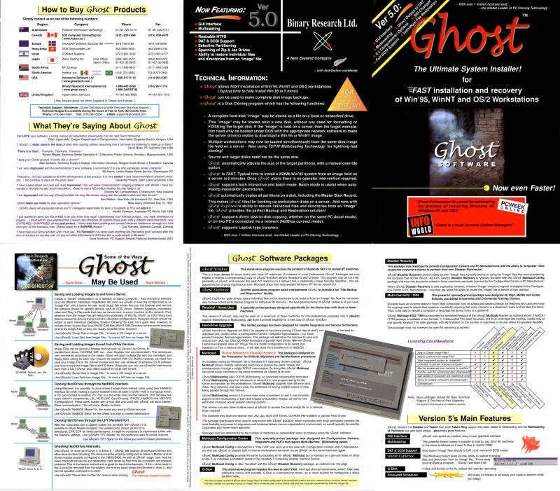 6-Page Ghost