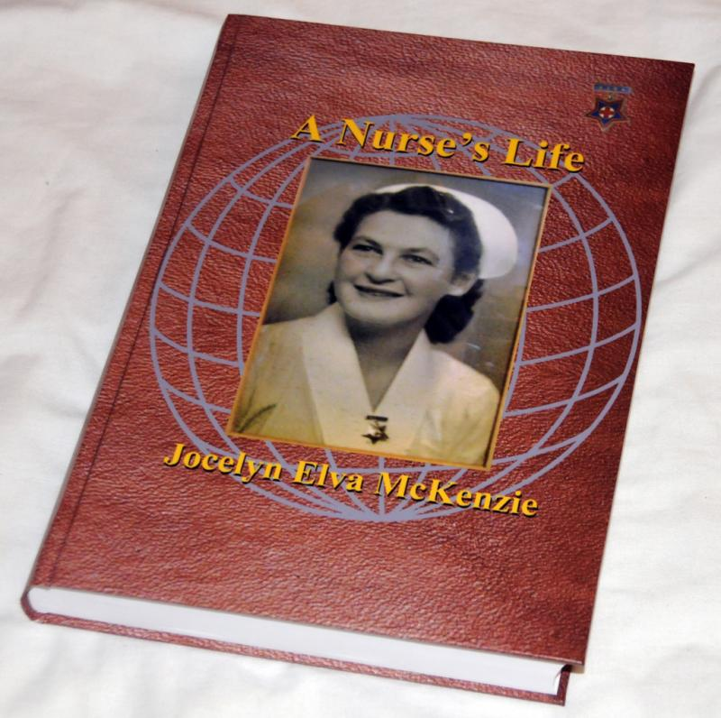 Memoirs - A Nurse's Life - Cover