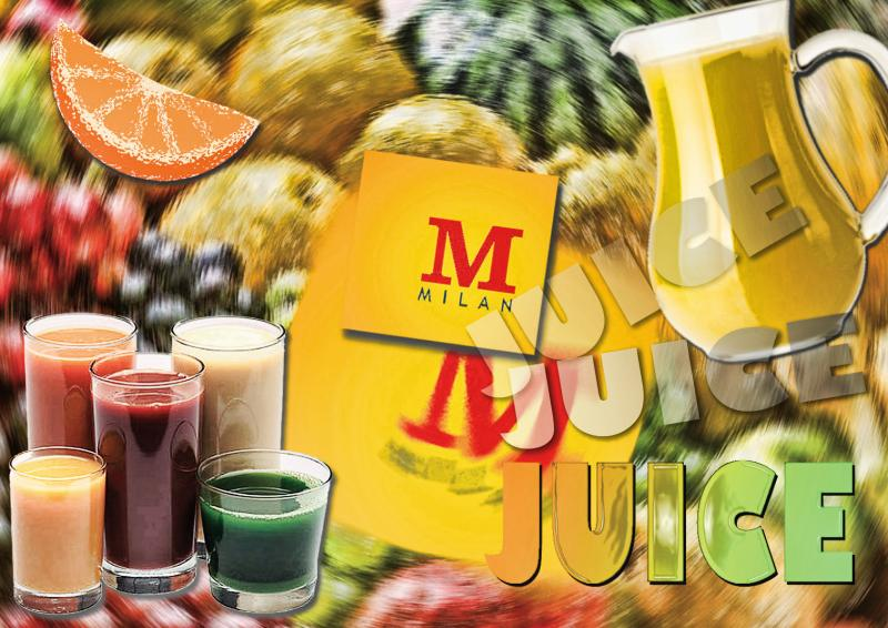MILAN Juices