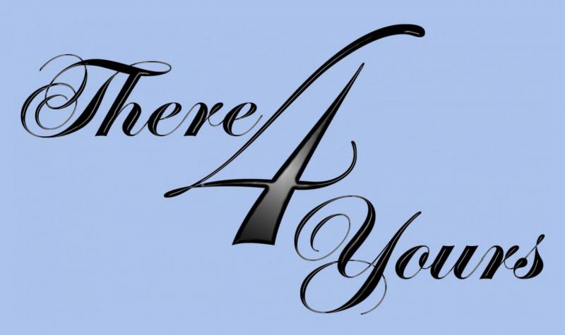 There 4 Yours logo - Plastic